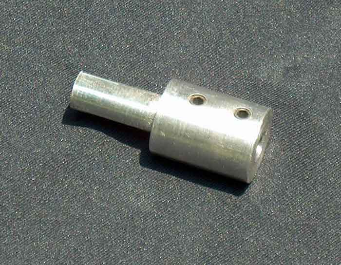 "Driveshaft adapter 3/8"" to 1/2"""
